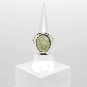 Moldavite Ring (1)