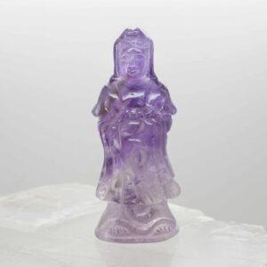 Amethyst Kuan Yin (1)