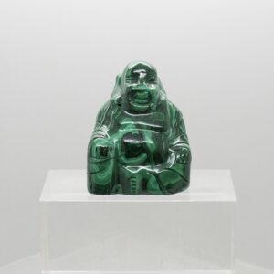 Malachite Buddha (1)