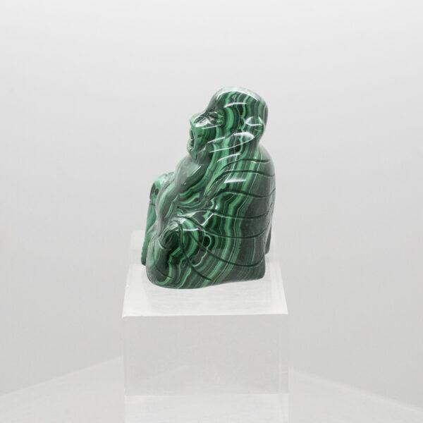 Malachite Buddha (3)