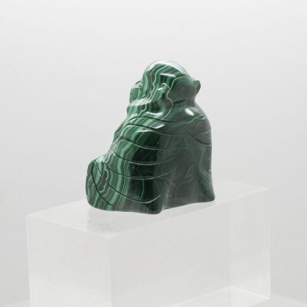 Malachite Buddha (4)