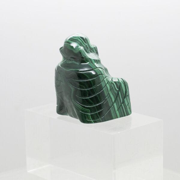 Malachite Buddha (6)