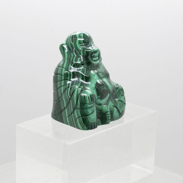Malachite Buddha (8)