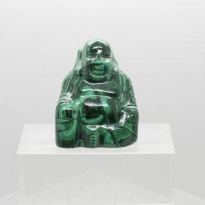 Malachite Buddha (9)