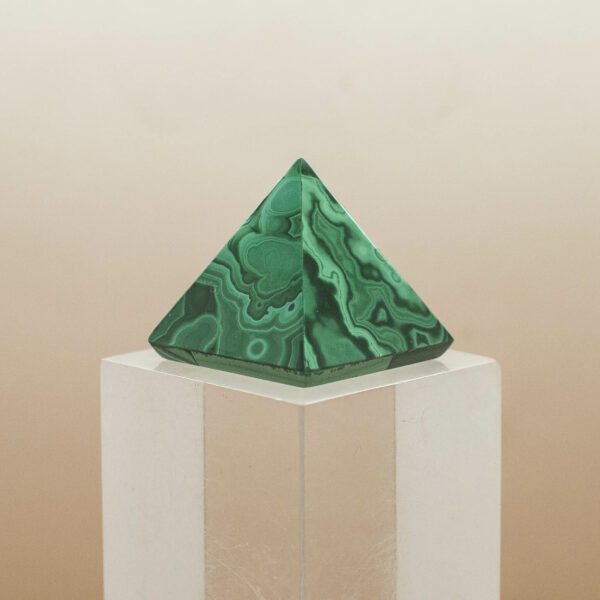 Malachite Pyramid (1)
