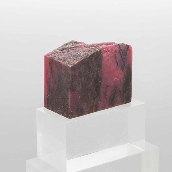 Rhodonite Block (2)