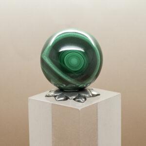 Malachite Sphere (8)