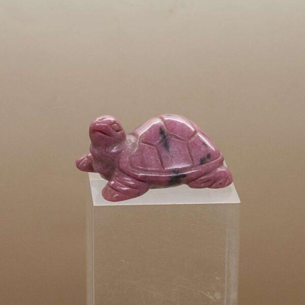 Rhodonite Turtle (7)