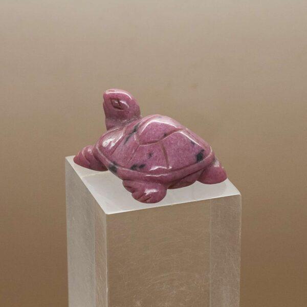 Rhodonite Turtle (6)