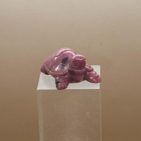 Rhodonite Turtle (3)