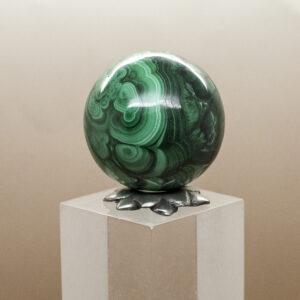 Malachite Sphere (1)