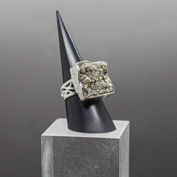 Pyrite Ring (2)