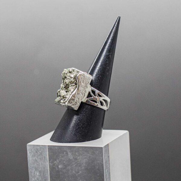 Pyrite Ring (5)