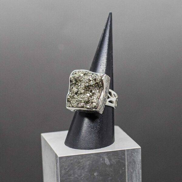 Pyrite Ring (6)