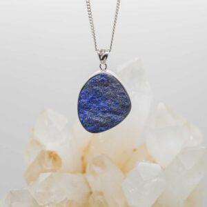 Lapis Lazuli Natural Stone Pendant (1)