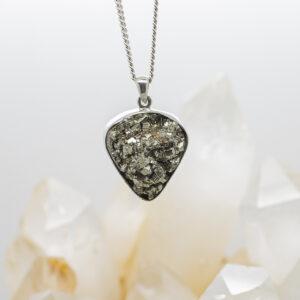 Pyrite Pendant (1)