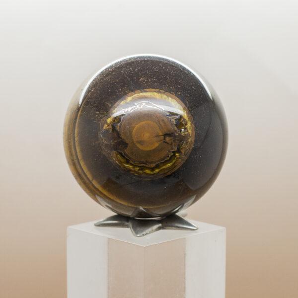 Tiger Eye Sphere (1)