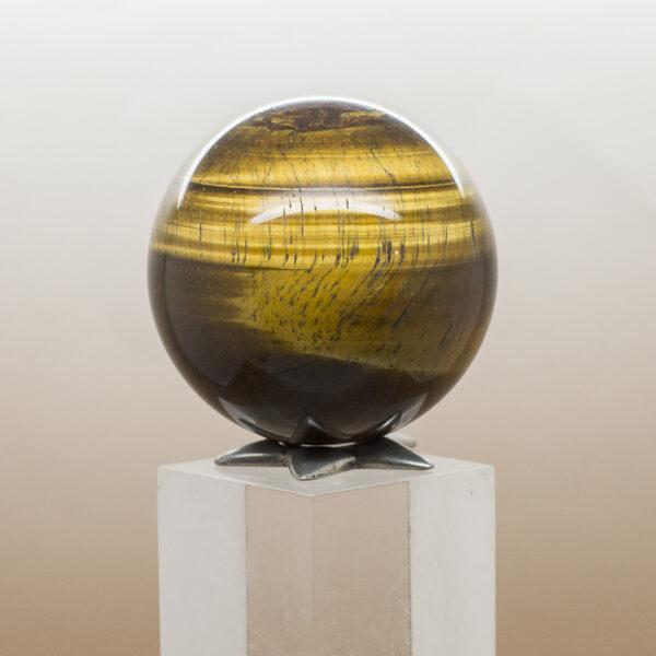 Tiger Eye Sphere (10)