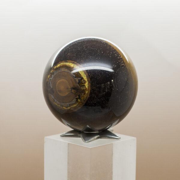 Tiger Eye Sphere (3)