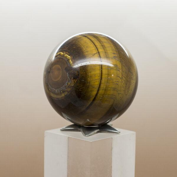 Tiger Eye Sphere (4)