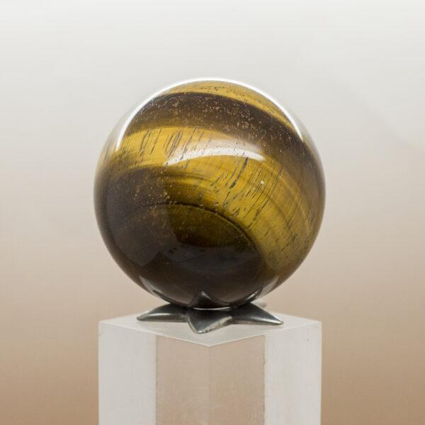 Tiger Eye Sphere (8)