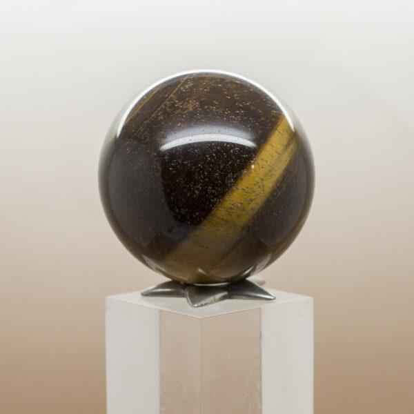 Tiger Eye Sphere (9)