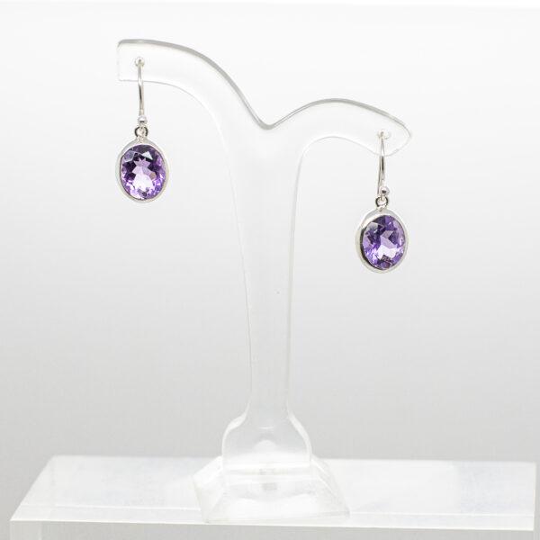 Amethyst Earrings (1)
