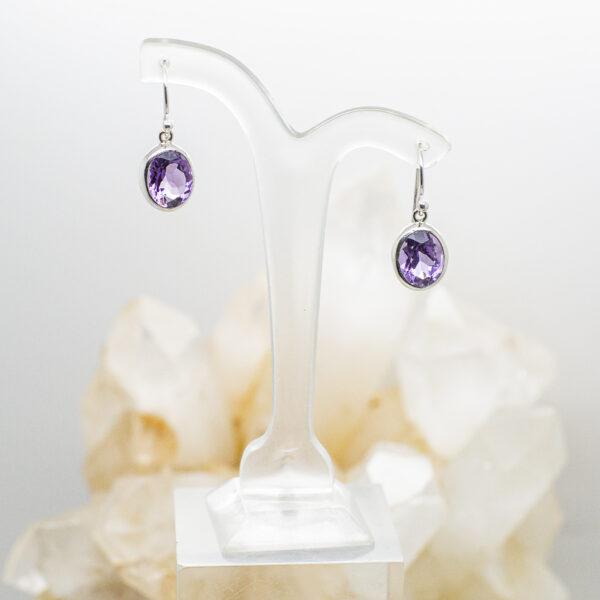 Amethyst Earrings (2)