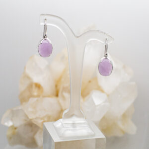 Kunzite Earrings (1)