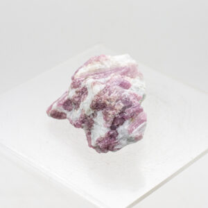 Pink Tourmaline In Matrix (2)