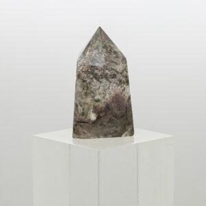 Lodalite Quartz Point (1)