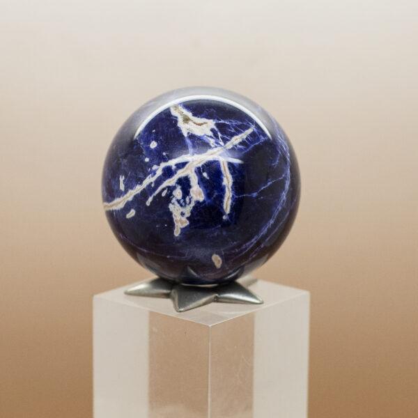 Sodalite Sphere (1)