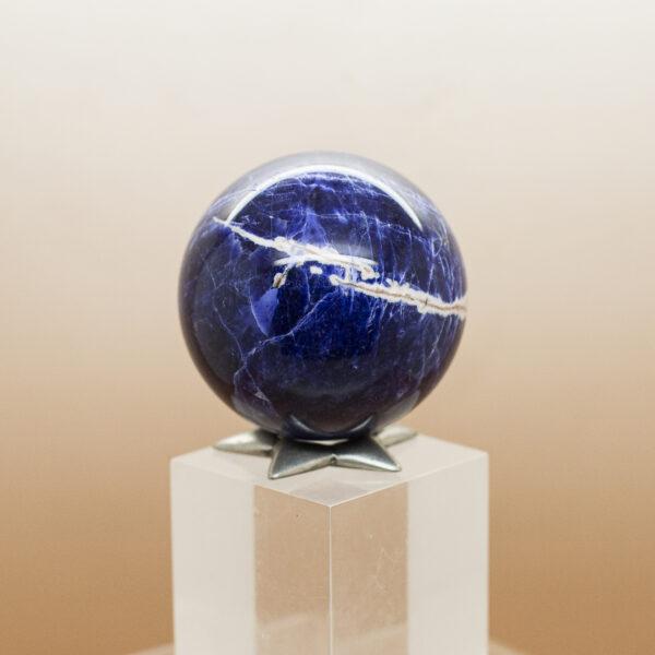 Sodalite Sphere (3)