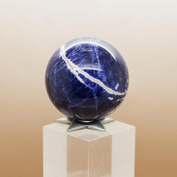 Sodalite Sphere (4)