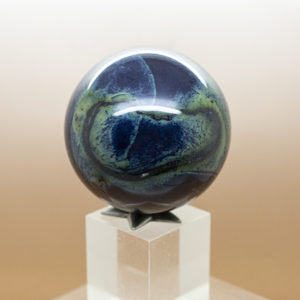 Vivianite Sphere (1)
