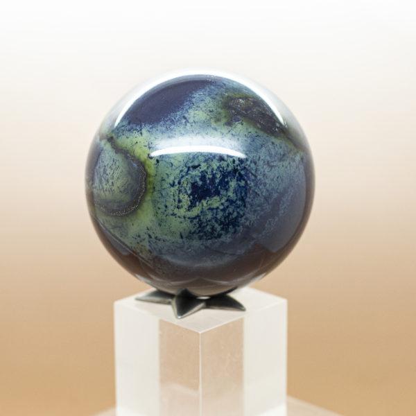 Vivianite Sphere (2)