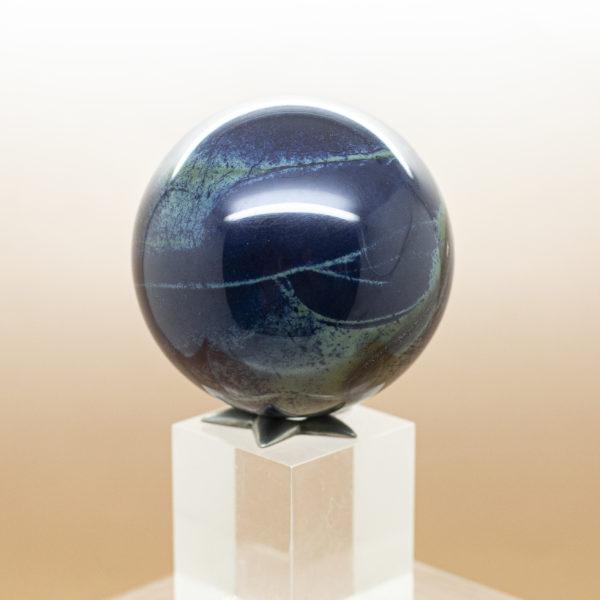 Vivianite Sphere (6)