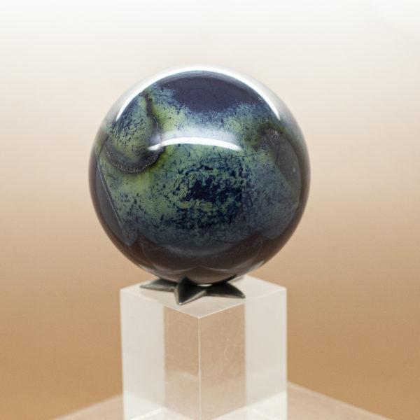 Vivianite Sphere (8)