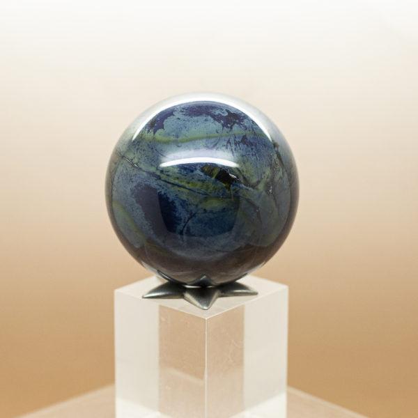 Vivianite Sphere (3)