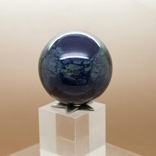 Vivianite Sphere (4)
