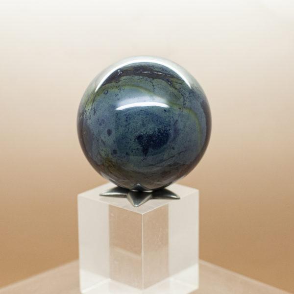 Vivianite Sphere (5)