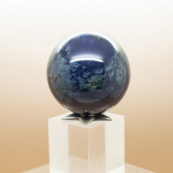 Vivianite Sphere (7)