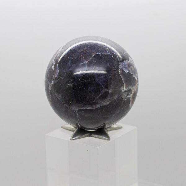 Iolite Sunstone Sphere (3)