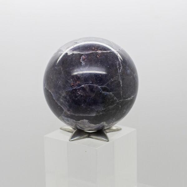 Iolite Sunstone Sphere (4)
