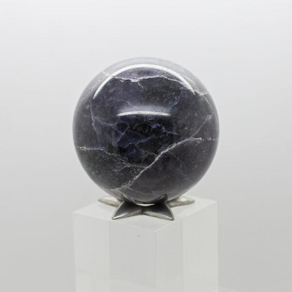 Iolite Sunstone Sphere (5)