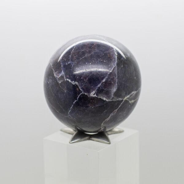 Iolite Sunstone Sphere (6)