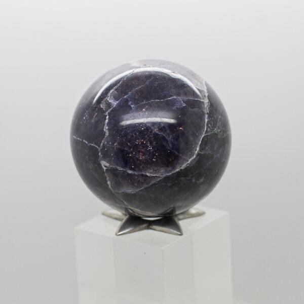 Iolite Sunstone Sphere (7)