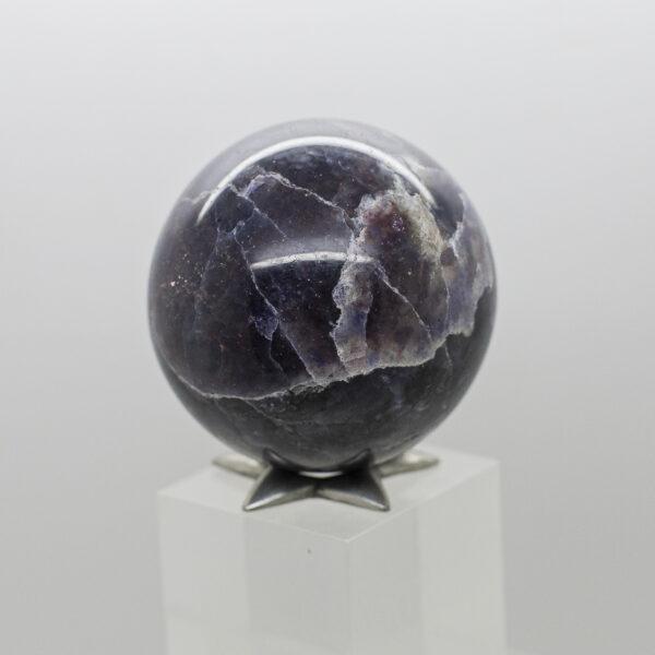 Iolite Sunstone Sphere (8)