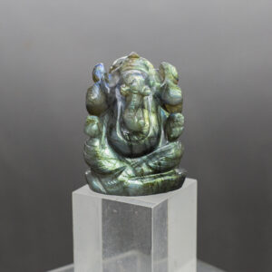 Labradorite Ganesh (1)
