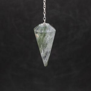 chlorite quartz pendulum (1)